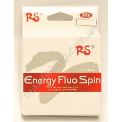 Леска RS Energy Fluo Spin 30 м 0,18мм 1,53кг